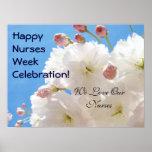 Enfermeras del amor de los posters de la celebraci