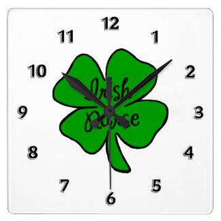 Enfermeras del irlandés relojes