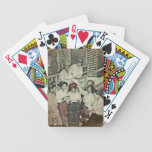 Enfermeras en el correo que consigue pacífico del  cartas de juego