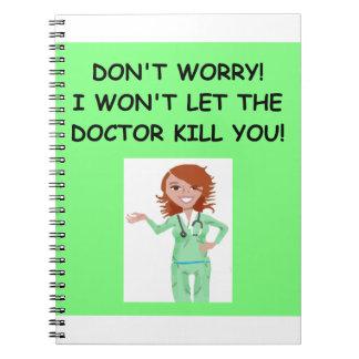 enfermeras libros de apuntes