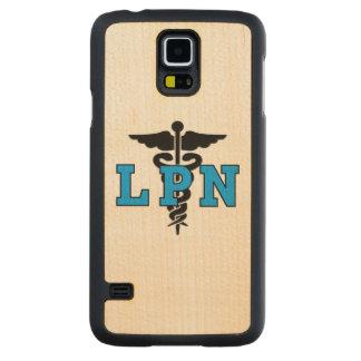 Enfermeras LPN Funda De Galaxy S5 Slim Arce