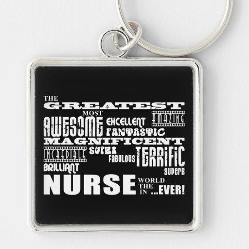 Enfermeras modernas frescas de la diversión: El mu Llaveros