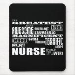 Enfermeras modernas frescas de la diversión: El Alfombrilla De Ratón