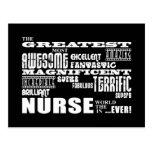 Enfermeras modernas frescas de la diversión: El Postal
