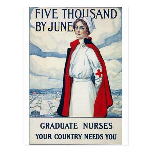 Enfermeras necesarias