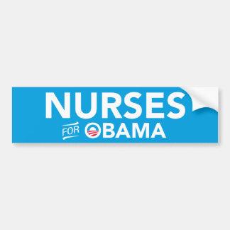 Enfermeras para la pegatina para el parachoques de pegatina de parachoque