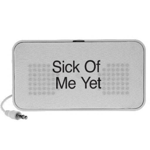 Enfermo de mí todavía iPod altavoz