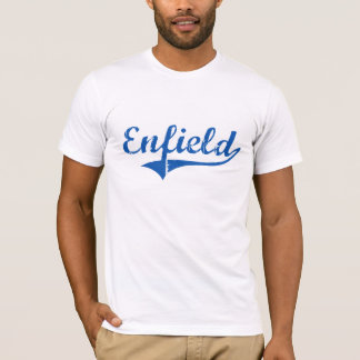 Enfield New Hampshire Classic Design T-Shirt