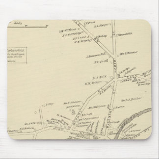 Enfield PO, Grafton Co Mouse Pad