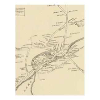 Enfield PO, Grafton Co Postcards