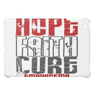 Enfisema de la curación de fe de la esperanza