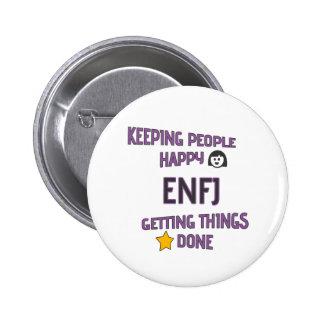 """ENFJ a """"que mantienen gente feliz - consiguiendo c Pin"""