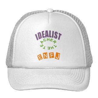 ENFJ Idealist personality type Trucker Hat