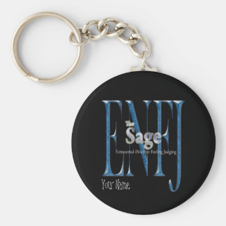 ENFJ theSage Keychain