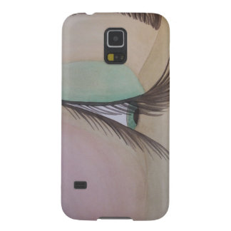 Enfocado Carcasa De Galaxy S5