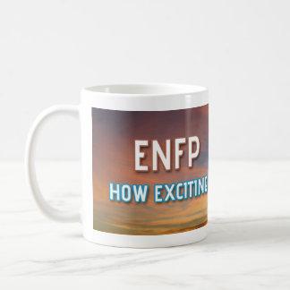 """ENFP """"cómo la excitación"""" hincha la taza"""