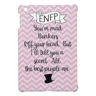 ENFP the Inspirer Case For The iPad Mini
