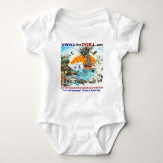 """Enfríe el taladro!"" Naturaleza y fauna Tee Shirts"