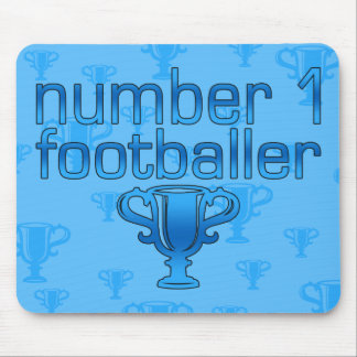ENG_NUMBER1_FOOTBALLER+HIM+PROD MOUSE PAD
