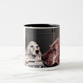 eng. setter mug