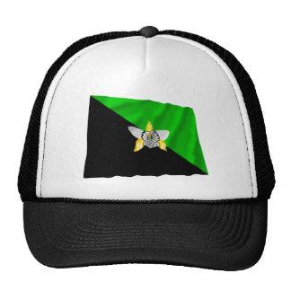 Enga Province Waving Flag Trucker Hat