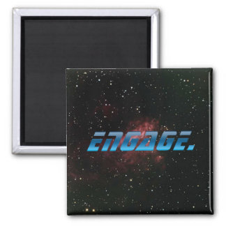 Engage 2 Inch Square Magnet
