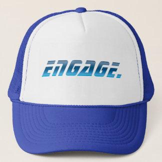 Engage Trucker Hat