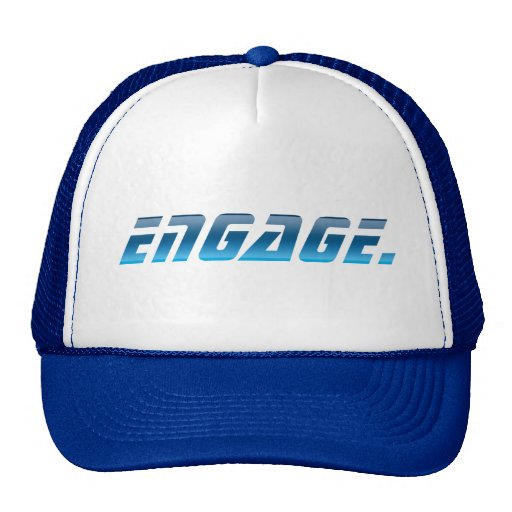 Engage Trucker Hat
