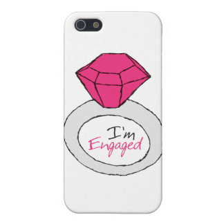 Engaged Case For iPhone SE/5/5s