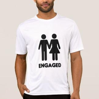 Engaged Couple T-Shirt