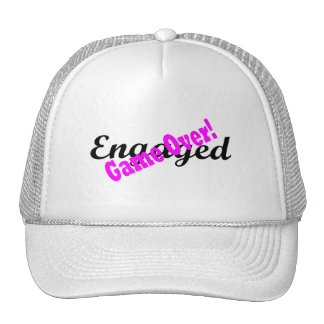 Engaged Game Over 1 Trucker Hat
