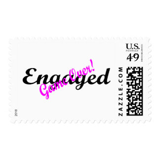 Engaged  Game Over 2 Postage