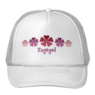 Engaged Trucker Hats