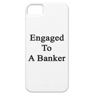 Engaged To A Banker iPhone SE/5/5s Case