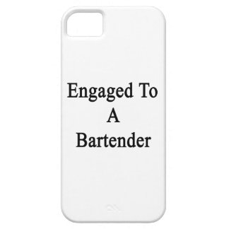 Engaged To A Bartender iPhone SE/5/5s Case