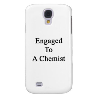 Engaged To A Chemist Galaxy S4 Cover
