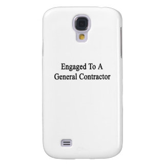 Engaged To A General Contractor Samsung Galaxy S4 Case