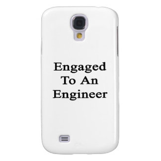 Engaged To An Engineer Samsung Galaxy S4 Cover