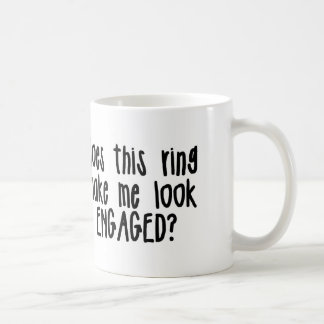 Engagement Announcement Mug