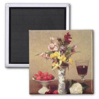 Engagement Bouquet Magnet