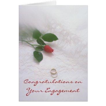 itsyourwedding Engagement Card