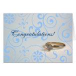 Engagement Congratulations Card