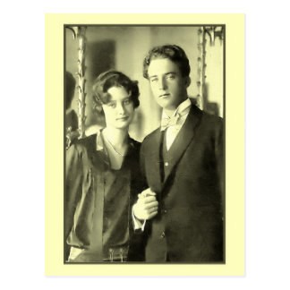 Engagement of Princess Astrid and Prince Leopold Post Cards