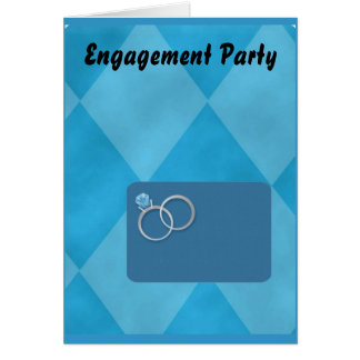 Engagement Party Card