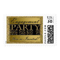 Engagement Party Invitation Postage