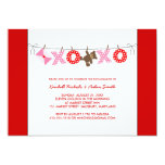 """Engagement Party Invitations 5"""" X 7"""" Invitation Card"""