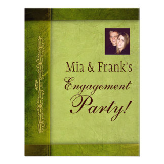 Engagement Party or Invitations