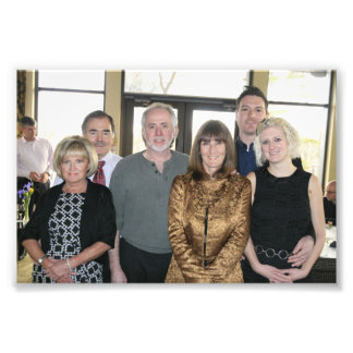 ENGAGEMENT PARTY: SHANE, STEFFIE, MOMx2, DADx2! Photograph