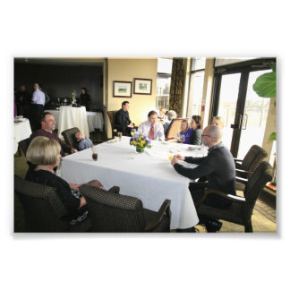 ENGAGEMENT PARTY: THE SAFRUK TABLE! PHOTOGRAPHIC PRINT
