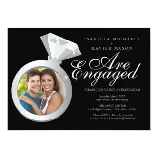 Engagement Ring | Photo Edition Card